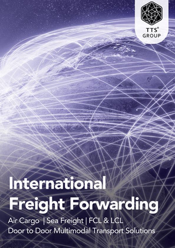 International Frieght Forwarding - TOTAL TRANSPORT SOLUTIONS GROUP