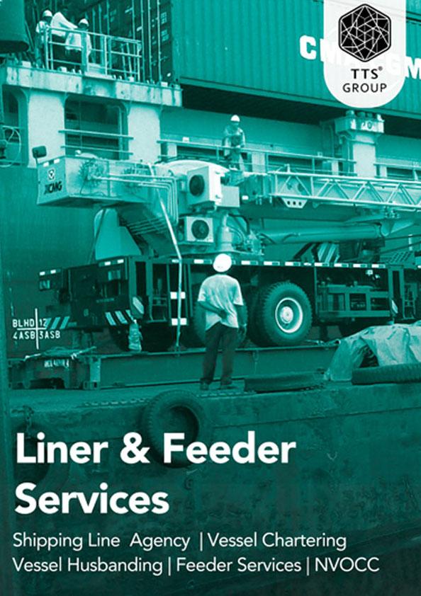 Liner & Feeder Services